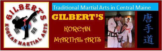 Gilbert's Korean Martial Arts